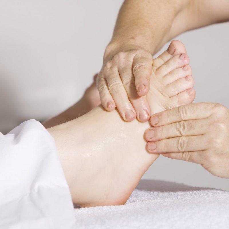 ProHoiva jalkahoitoa kotikäyntinä